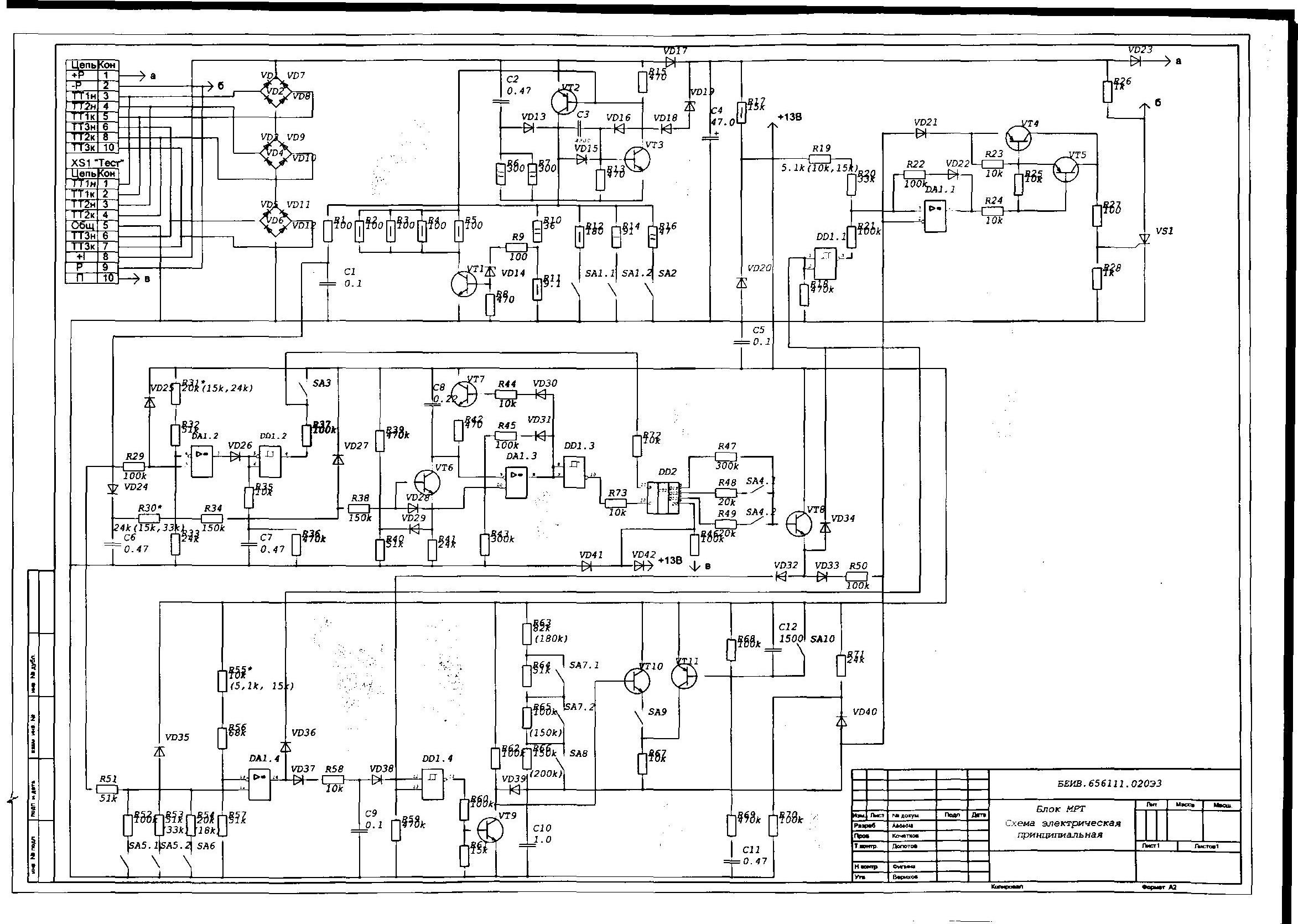 Инструкция Ва 57 35